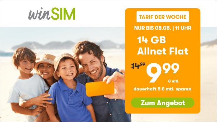 AKTION WINSIM Drillisch Nur Sim Only - ohne Handy Angebote 09/2021
